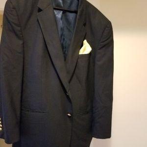 Jos. A. Bank suite jacket.